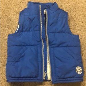 Gap puffy vest